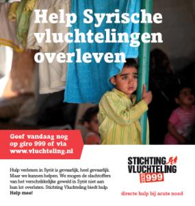 Banner - Syrische vluchtelingen - 410x432