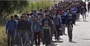 Vluchtelingen in Europa